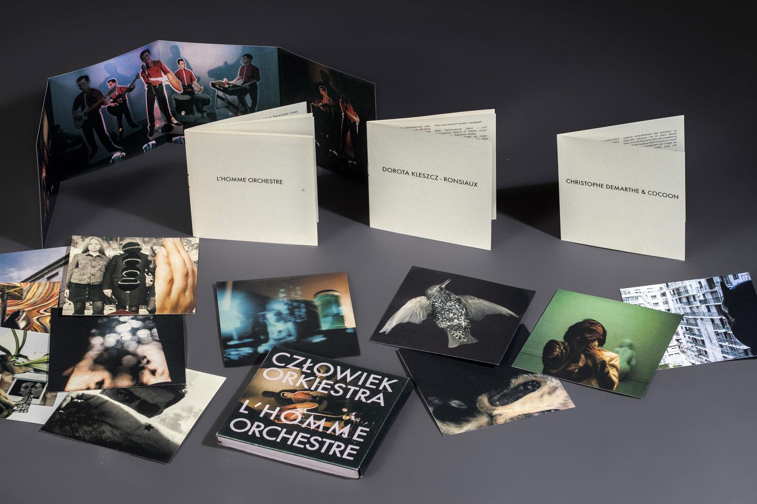 L'homme orchestre / Pierre Belouin / Dorota Kleszcz / Christophe Demarthe